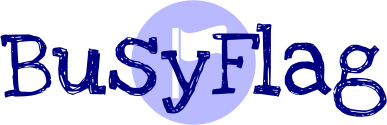 BusyFlag logo