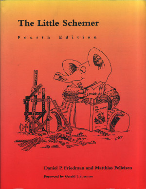 The Little Schemer book cover